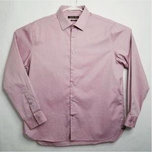Michael Kors Dress Shirt Mens